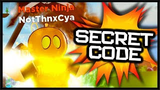 Secret Code Location Master Ninja Rank Best Weapon Roblox - buying the most powerful sword in roblox ninja masters