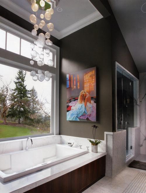 Portland Home contemporary bathroom