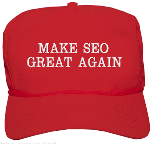 Make SEO Great Again - WTFSEO