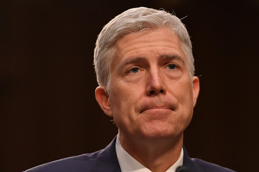 Gorsuch may fall short of votes needed for smooth Supreme Court confirmation