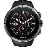 Suunto Spartan Ultra HR Multisport GPS Watch and Heart Rate Monitor - Black