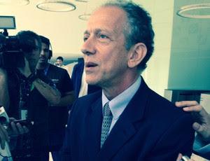 Secretário-geral da CBF, Walter Feldman (Foto: Felippe Costa)
