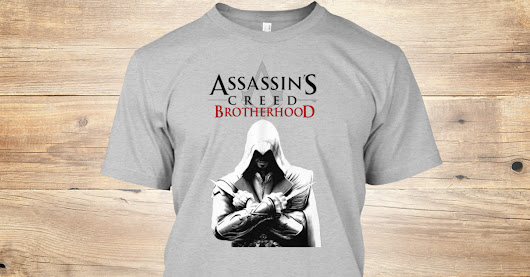 Assassins Creed Brotherhood T-Shirt | Teespring