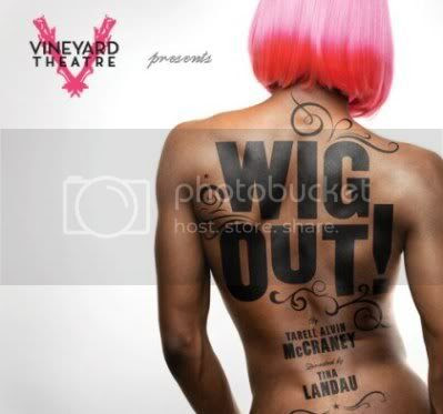Vineyard Theatre presents WIG OUT! by Tarell Alvin McCraney directed by Tina Landau.