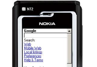WinWAP emulador de Smartphone Browser
