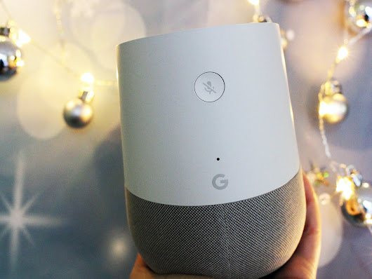 How to program Google Home to talk to you