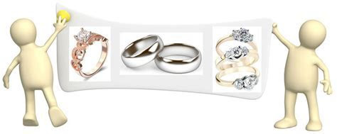 Gold Wedding Bands and Engagement Rings: A Handy Guide