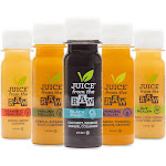 8-Day Boosting Shots by Juice From the RAW - 100%RAW & Cold-Pressed Juices / Non-GMO / Gluten-FREE / No Sugar Added (40 Total 2 oz. Shots)