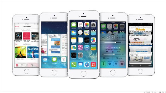 IOS 7 is here: Review