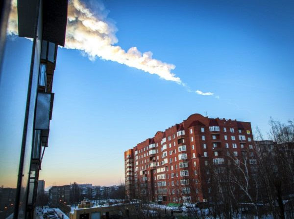 explosao meteoro meteorito russia