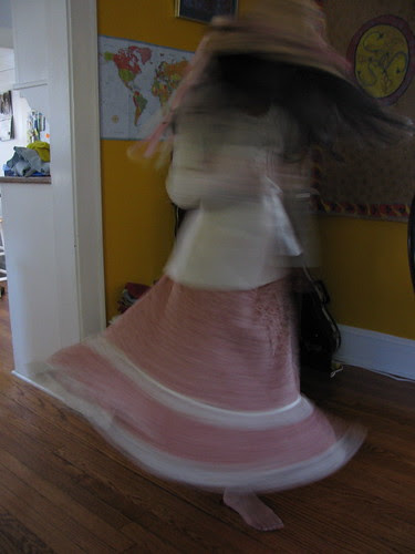 Little Girl Whirl