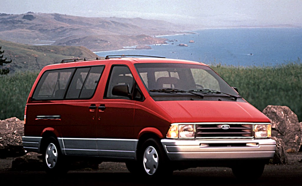 1997 Ford Aerostar Wiring Diagram