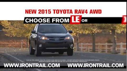 Iron Trail Toyota Google