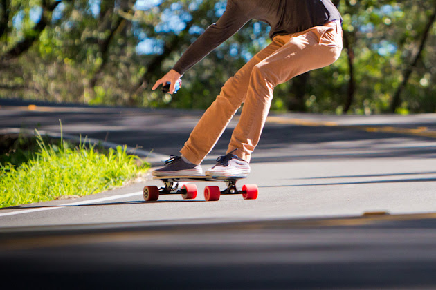 The Monolith Electric Skateboard  HiConsumption