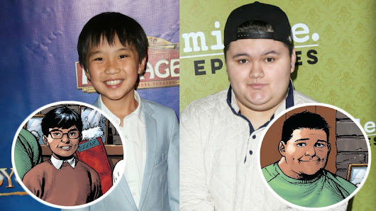 Shazam! Movie Adds Two of Billy Batson's friends