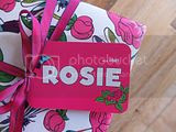 Rosie Gift Set from Lush Cosmetics