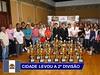 Itatiba: Prefeito recebe atletas campeões da 2ª divisão e quer sediar os Regionais em 2013