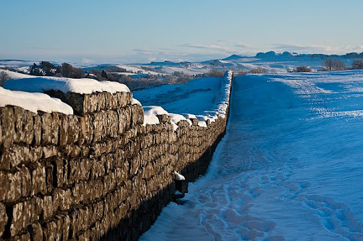 Praise for new Hadrian's Wall partnership