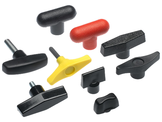 Custom Plastic Molding for Valve Controls