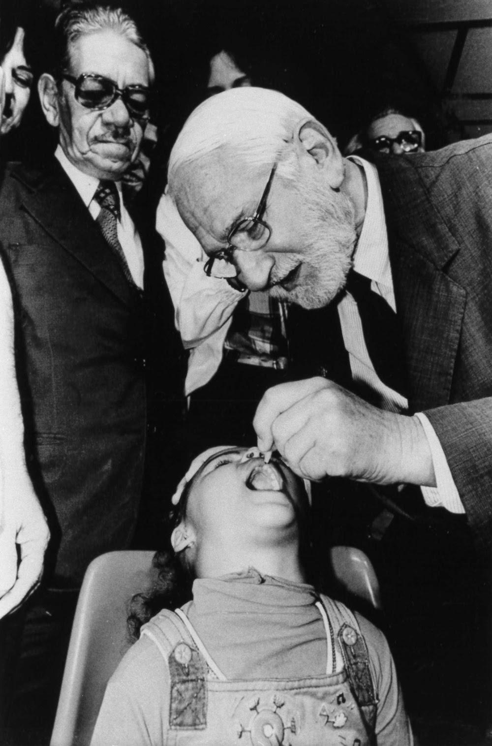 Resultado de imagen de albert sabin vaccine