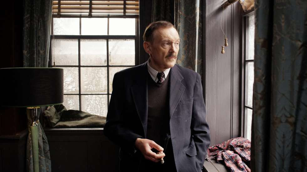 Josef Hader interpreta al escritor en 'Stefan Zweig: adiós a Europa', de Maria Schrader.