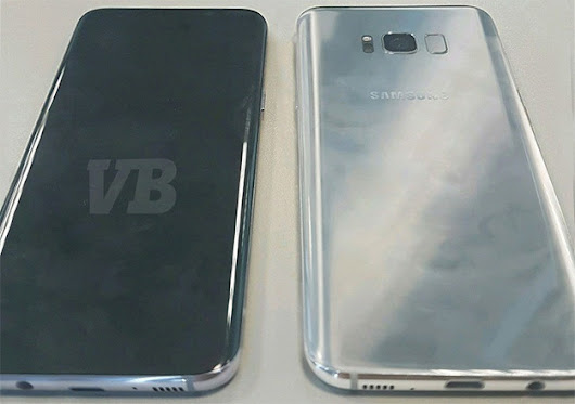 Leaked Samsung Galaxy S8  Specs Confirm 6.2-inch Quad HD  Display