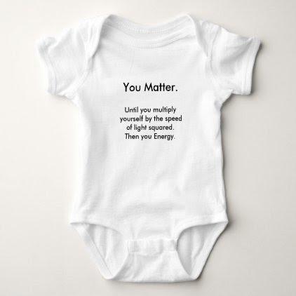Matter Energy shirt