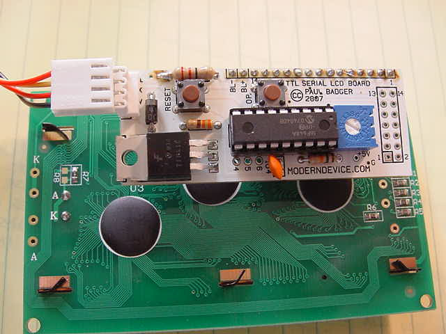 The Arduino Processor