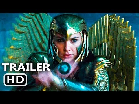 Wonder Woman 2 Trailer