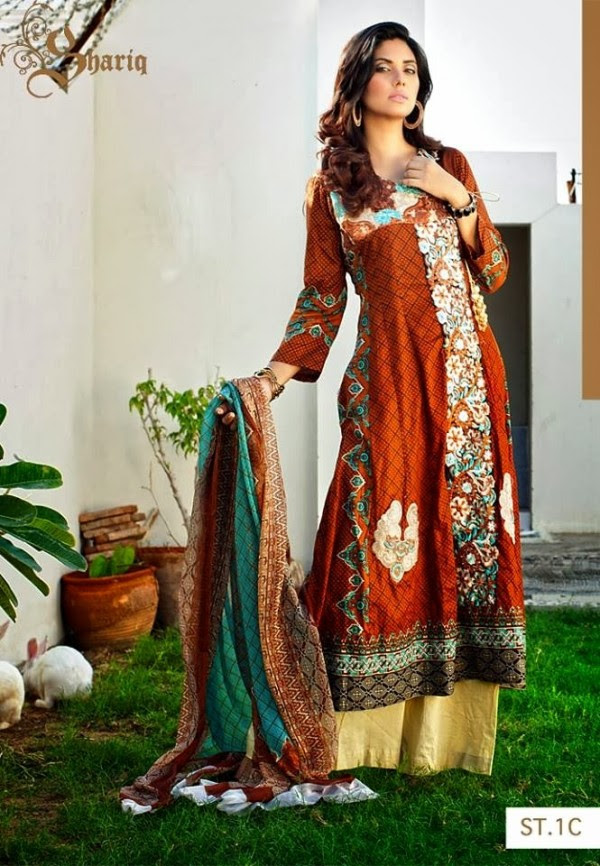 Girls-Women-Wear-Beautiful-New-Winter-Autumn-Clothes-2013-14-by-Shariq-Textile-3