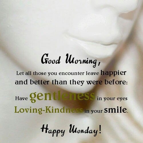 Inspirational Good Morning Happy Monday Quote Pictures Photos And