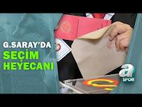 Galatasaray'da Seçim Heyecanı Başladı! İşte Son Gelişmeler / A Spor / 19.06.2021 - A Spor
