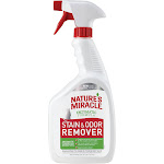 Nature's Miracle Just For Cats Stain & Odor Remover Spray - 32 oz bottle