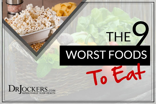 The 9 Worst Foods to Eat and Healthy Swaps - DrJockers.com