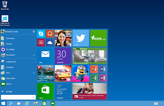 Windows 10: How to remove all the tiles from your Start Menu and pretend Windows 8 never existed