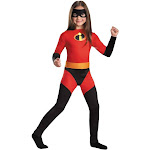 The Incredibles Violet Classic Child Halloween Costume Medium (7-8).