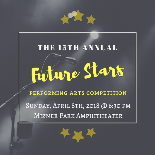 15th Annual Future Stars Performing Arts Competition