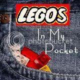 Legos In My Pocket