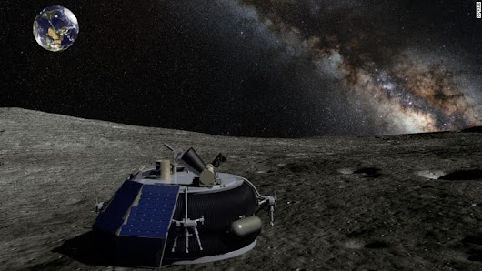 Meet the 5 finalists in the Google XPrize moonshot