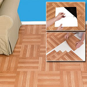 Peel N Stick Self Adhesive Wood Floor Tiles Laminate Wood Floors