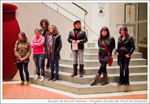 Escuela de Arte de Talavera - Proyectos finales del CFGS de fotografía