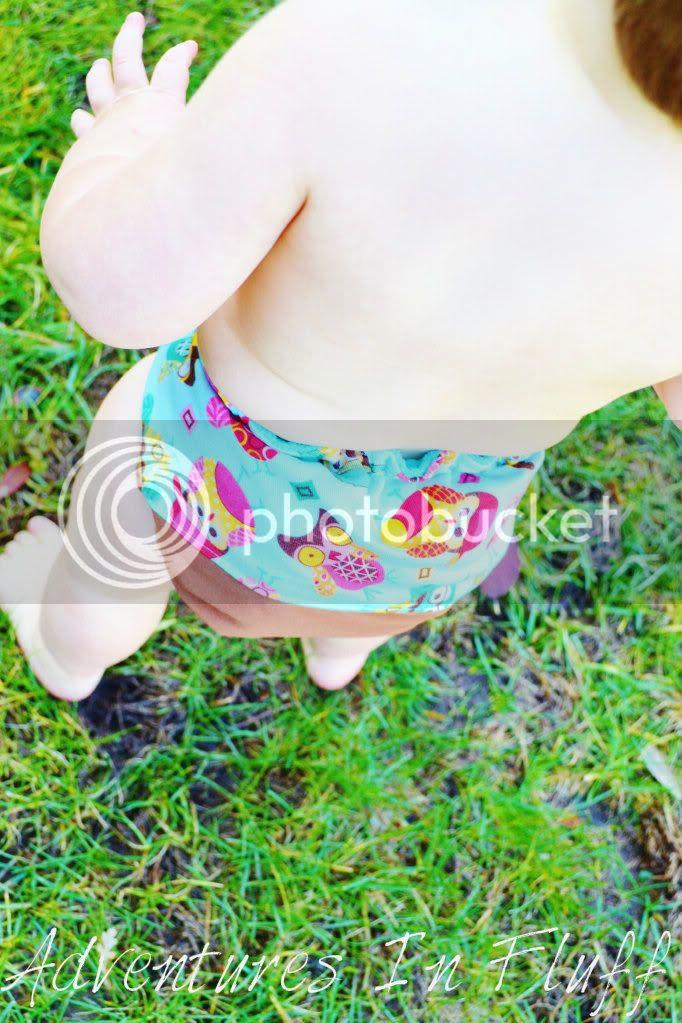 SillBilly Stinker Bottoms AI2 Cloth Diaper