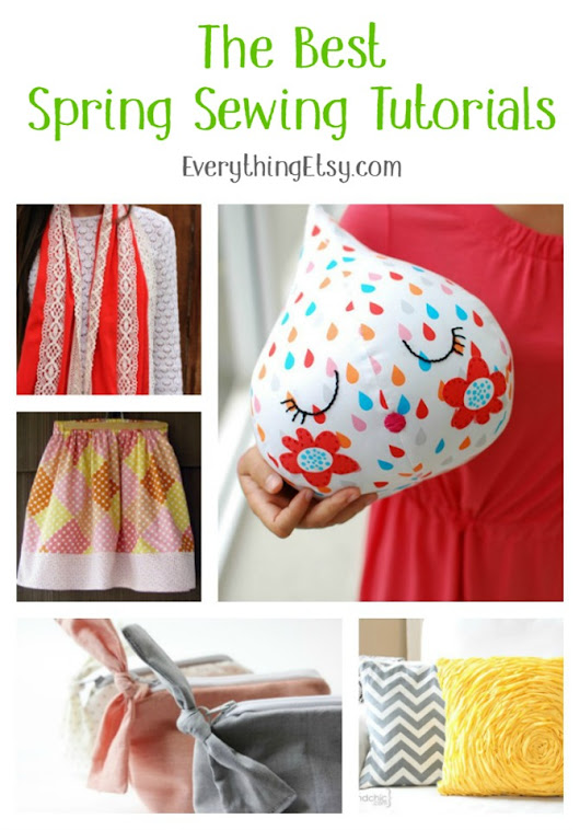 The Best Spring Sewing Tutorials