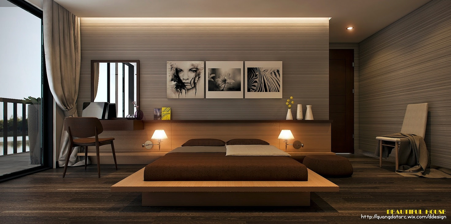 Stylish Bedroom Desi
