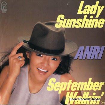 ANRI lady sunshine