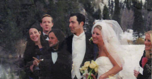 Mystery Solved: The People in the 9/11 Wedding Photo