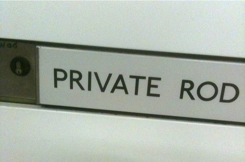 Who or what is Private Rod