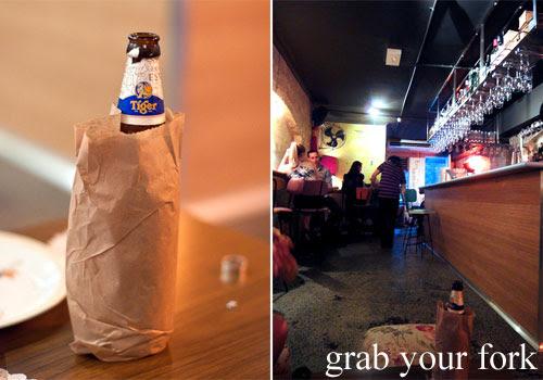 grandma's bar