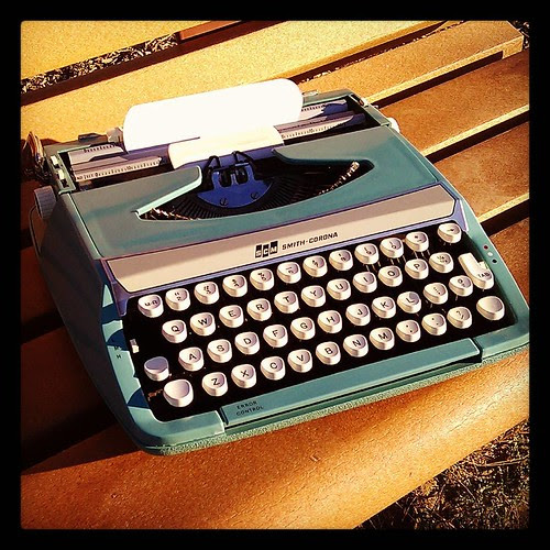 Happy International/World/Galactic Typewriter Day/Days/Week!