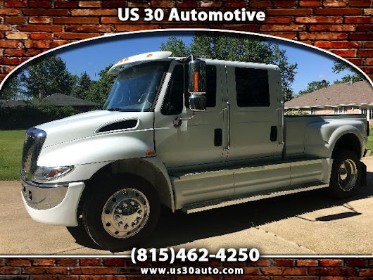 Used 2007 International XA015 for Sale in New Lenox IL 60451 US 30 Auto Sales